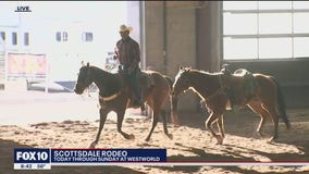 Cory's Corner: Scottsdale Rodeo at Westworld