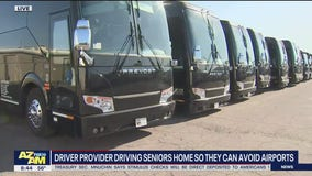 Valley service drives seniors home so they can avoid airports