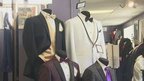 With no events due to coronavirus pandemic, tuxedo shops going through tough times