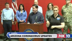 AZDHS: All counties with COVID-19 cases must close gyms, bars, movie theaters; restaurants dine-out only