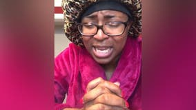 Mom's hilarious prayer for heavenly help in homeschooling amid COVID-19 is every parent right now