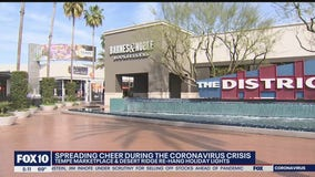 2 Valley malls putting Christmas lights back up during the coronavirus pandemic
