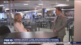 Valley medical centers implement walk-in clinics to relieve urgent care rooms