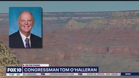 Congressman Tom O'Halleran calls for closure of Grand Canyon