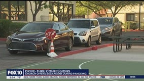 Valley churches offer drive-thru confessionals while closed during COVID-19 spread