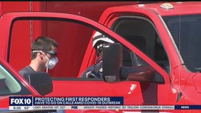 Protecting first responders amid COVID-19 outbreak