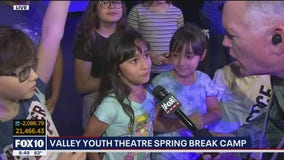 Cory's Corner: Valley Youth Theatre Spring Break Camp