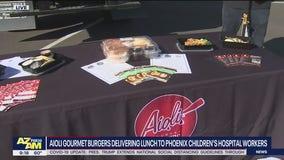 Valley restaurant delivers lunch to Phoenix Children's Hospital workers
