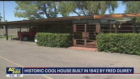Cool House: Historic Cool House built in 1942 by Fred Guirey