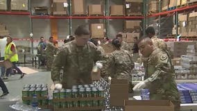 AZ National Guards working hard to deliver food, supplies amidst coronavirus pandemic
