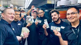 Generous man gives $100 to each worker at Tempe eatery amid coronavirus pandemic