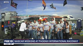 Cory's Corner: NASCAR weekend at Phoenix International Raceway