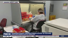 Sonora Quest now processing COVID-19 tests at lab in Tempe