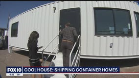 Cool House: Shipping container homes