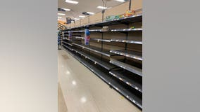 Grocers statewide have a message for shoppers: Stop hoarding