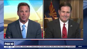 Gov. Ducey speaks on Arizona's response to COVID-19 pandemic after issuing stay-at-home order