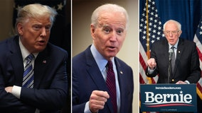 Trump leading Biden, Sanders in Iowa by double digits, poll says