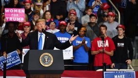 President Trump plans to hold rally in Charlotte ahead of Super Tuesday