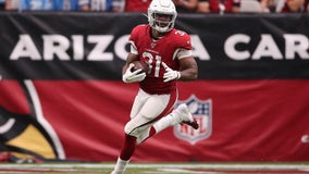 AP Source: Cards get WR Hopkins from Texans for RB Johnson