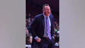 Grand Canyon University fires basketball coach Dan Majerle after 7 seasons