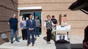 Show Low medical center receives personal protection equipment thanks to donation from East Valley school