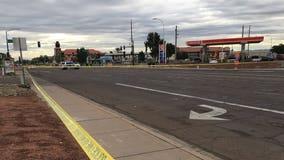 Man found shot to death inside SUV in Phoenix