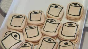 Scottsdale bakery sold toilet paper cookies prior to temporary closure
