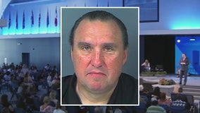 Tampa megachurch pastor arrested after leading packed services despite 'safer-at-home' orders