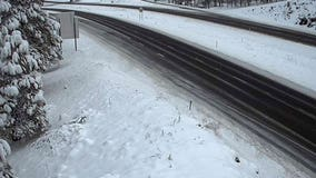 Storm drops heavy snow on northern Arizona on first day of spring