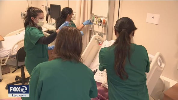 California relaxing rules for nursing and med students to help fight coronavirus pandemic