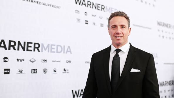 CNN anchor Chris Cuomo tests positive for coronavirus
