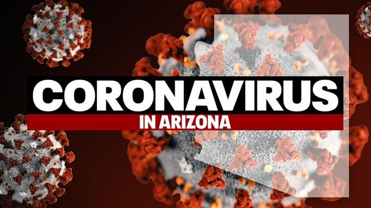 Coronavirus in Arizona - Latest case numbers...