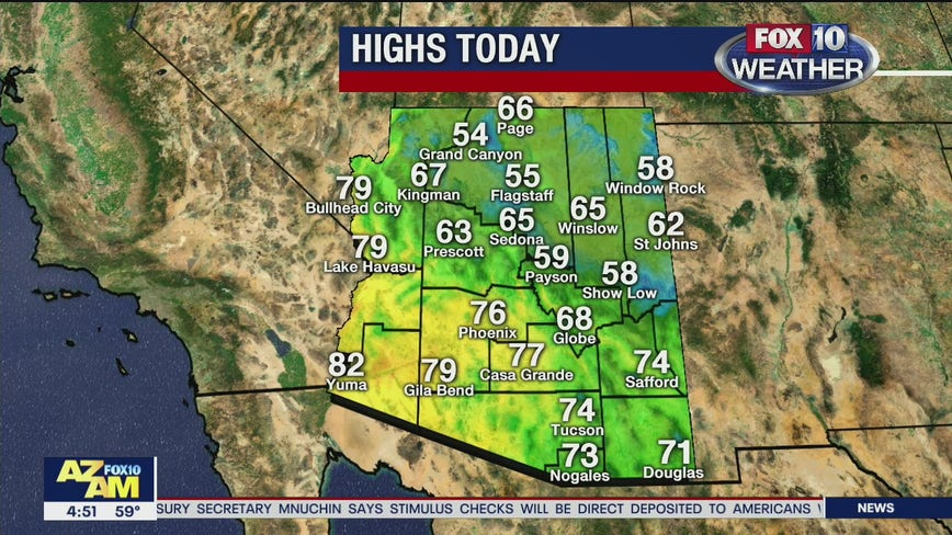 5AM Weather - 3/30/20