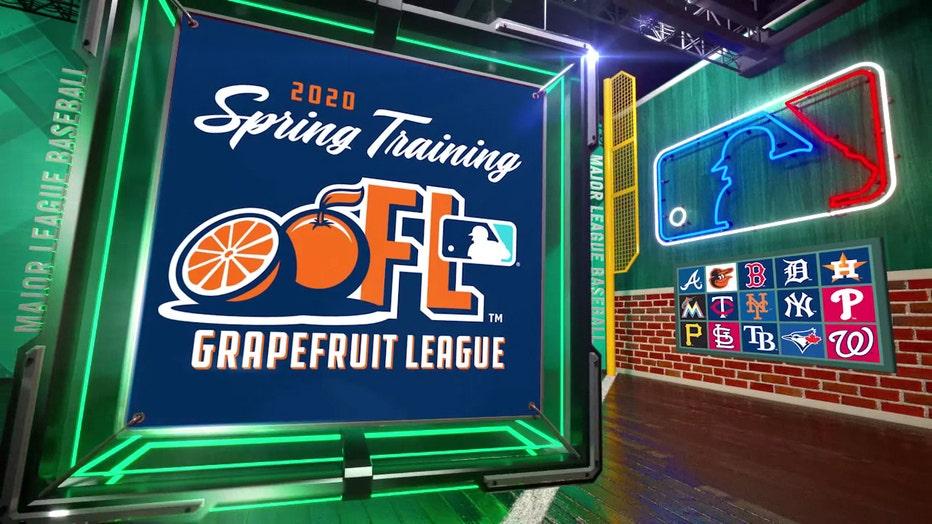 spring training 2020