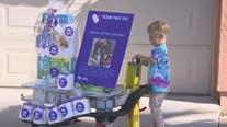 Valley mother of boy born prematurely raising money for March of Dimes