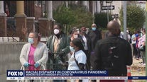 COVID-19 pandemic has an alarming impact on minority communities