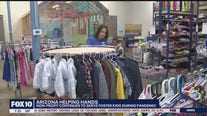 Arizona Helping Hands serving foster kids during pandemic