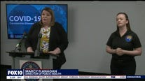 Maricopa County health officials discuss operations, response during coronavirus pandemic response