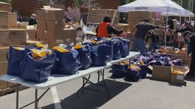 United Food Bank delivers more than 62,000 pounds of food to White Mountain Apache Tribe