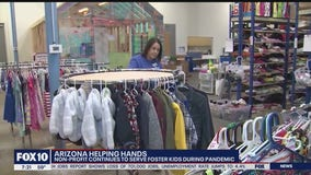 Arizona Helping Hands serving foster kids during pandemic