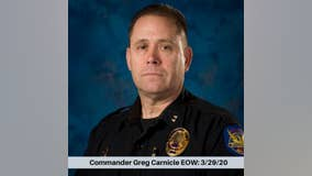 Fallen Phoenix Police Officer Greg Carnicle honored throughout his neighborhood