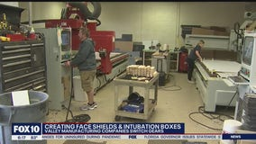 Valley manufacturers switching gears during COVID-19 pandemic