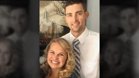 Funeral for murdered Utah couple streamed online due to state's coronavirus restrictions