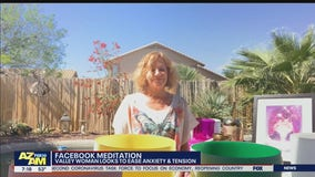 Community Cares: Valley woman helping others amid COVID-19 through Facebook meditation