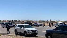 Phoenix PD: Suspect dies after officer-involved shooting in Buckeye