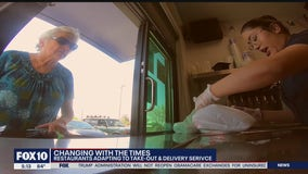 Arizona restaurants adapt to take-out and delivery services amid social distancing