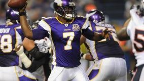 Former Vikings QB Tarvaris Jackson dies in car crash in Alabama