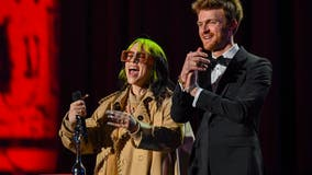Billie Eilish, Finneas perform in livestreamed concert to support small businesses amid pandemic