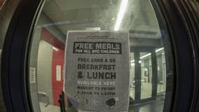 New York City to give out free meals to anyone, no questions asked