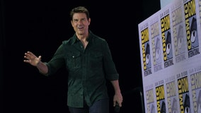 'Top Gun Maverick' postponed to December